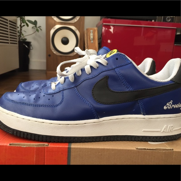 Nike Shoes | Nike Air Force Brooklyns